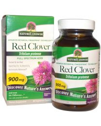Nature's Answer Red Clover Tops - 30ml Liquid