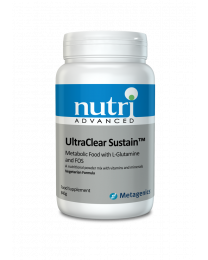 Nutri Advanced UltraClear Sustain (Vanilla) - 840g Vegetable Powder