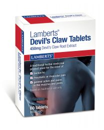Lamberts Devils CLAw Tablets - 60 Tablets
