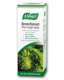 A.Vogel Bronchosan Pine Cough Syrup - 100ml Liquid