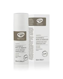 Green People Neutral/Scent Free Cleanser - 50ml Liquid