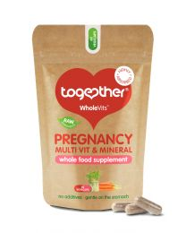 Together Wholevit Pregnancy Food Supplement - 60 Capsules