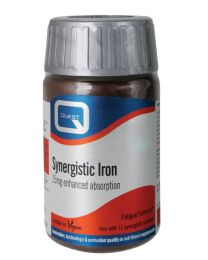Quest Essentials Synergistic Iron - 90 Tablets