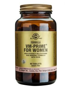 Solgar Formula VM-Prime For Women - 90 Tablets