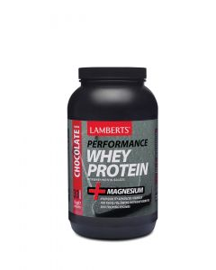 Lamberts Whey Protein Chocolate Flavour - 1000g Powder