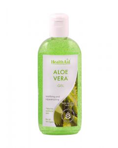 Health Aid Aloe Vera - 250ml Gel