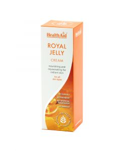 Health Aid Royal Jelly - 75ml Cream