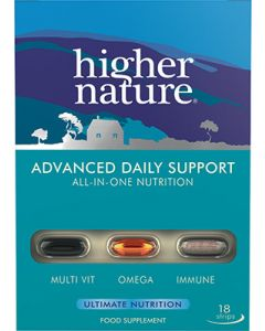 Higher Nature Advanced Daily Support - 18 Strips Pack