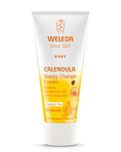 Weleda Calendula Nappy Change Cream - 75ml Cream