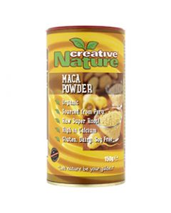 Creative Nature Organic Macaroot Powder (Peruvian) - 150g Powder