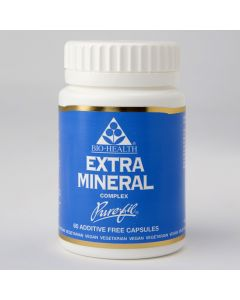 Bio Health Extra Mineral Complex - 60 Vegetable Capsules