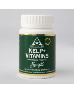 Bio Health Kelp (Super) Plus Vitamins - 60 Capsules