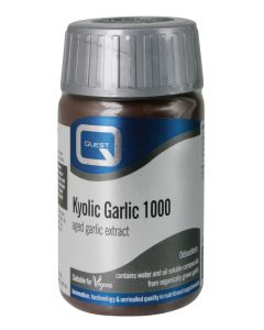 Quest Essentials Kyolic 1000 - 60 Tablets