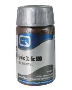 Quest Essentials Kyolic 600 - 60 Tablets