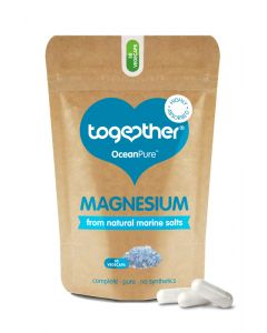 Together Oceanpure Magnesium Food Supplement - 30 Capsules
