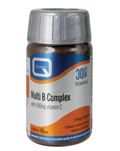 Quest Essentials Multi B Complex - 30 Tablets