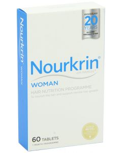 Nourkrin Woman 1 Month Supply - 60 Tablets