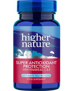 Higher Nature Super Antioxidant Protection - 180 Tablets