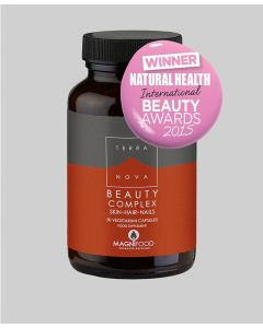 Terranova Beauty Complex Skin-Hair-Nails - 50 Vegetable Capsules
