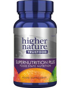 Higher Nature True Food Supernutrition Plus - 30 Tablets