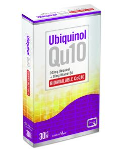 Quest Essentials Ubiquinol Qu10 - 30 Tablets