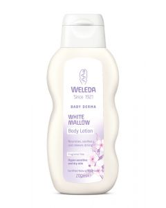 Weleda White Mallow Body Lotion - 200ml Liquid