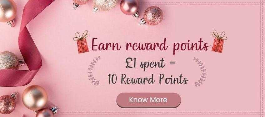 Get 10 reward points for every 1 GBP you spend-Mynutricentre-UK
